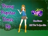 Penny popstar dressup - Juegos de Vestir Online, Los mejores juegos de vestir