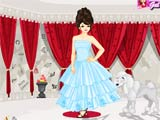Juegos de vestir: Poodle wedding