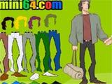 Rambo  - juegos de vestir y maquillar