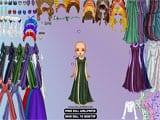 Renaissance princess dressup