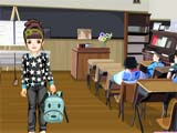 Juegos de Vestir: School Girl Stylist