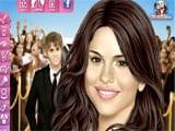 Juego de maquillar: Selena Gomez Make Up