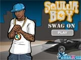 Soulja boy swag on