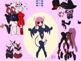 Succubus dress up