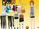 Sue fashion show