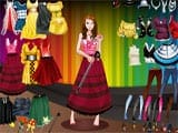 Super star dress up  - Juegos de Vestir Online