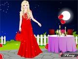 Valentine s dinner date  - Juegos de Vestir