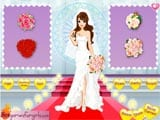 Juego de vestir: Wedding dressup