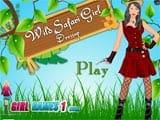 Wild safari girl game
