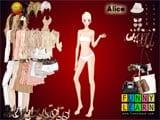 Alice dressup - juegos de vestir a barbie, Juegos de Vestir Online