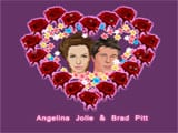 Angelina Brad Family