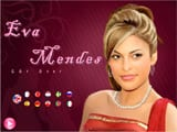 Eva Mendes Make Over  -