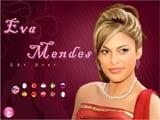 Eva Mendes Make Over - juegos de maquillar