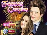 Famous Couples  - juegos de vestir y maquillar