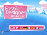 Fashion Designer World Tour  -