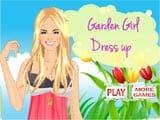 Garden Girl Dress Up - Juegos de Vestir Chicas