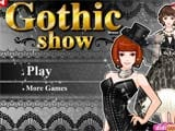 Ghotic Dress Show