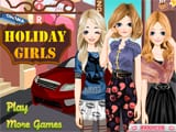Holiday girls