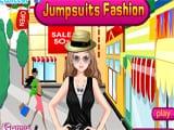 Juegos de Vestir: Jumpsuit Fashion