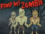 Pimp My Zombie  - juegos de maquillar, juegos de vestir y maquillar