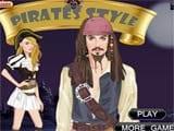 Pirates Style - juegos de maquillar