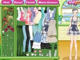 Juegos de Vestir: Pretty Dress up game