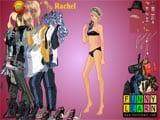 Rachel dressup  - Juegos de Vestir Online