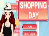 Juegos de vestir: Shopping Day Dress Up
