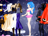 Juegos de vestir: Show Girls
