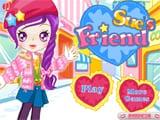 Sues friend