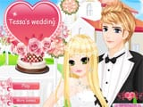 Tessas Wedding