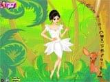 Juegos de Vestir y Maquillar: The Forest Fairy  - juegos de vestir y maquillar