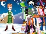 Juego de vestir: Top model fashion dress up