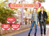 Juegos de Vestir: warm Couple