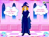 Juegos de Vestir: Witch Dress Up